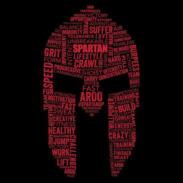 Spartan up i will not bow i will not break Pinterest 736x736