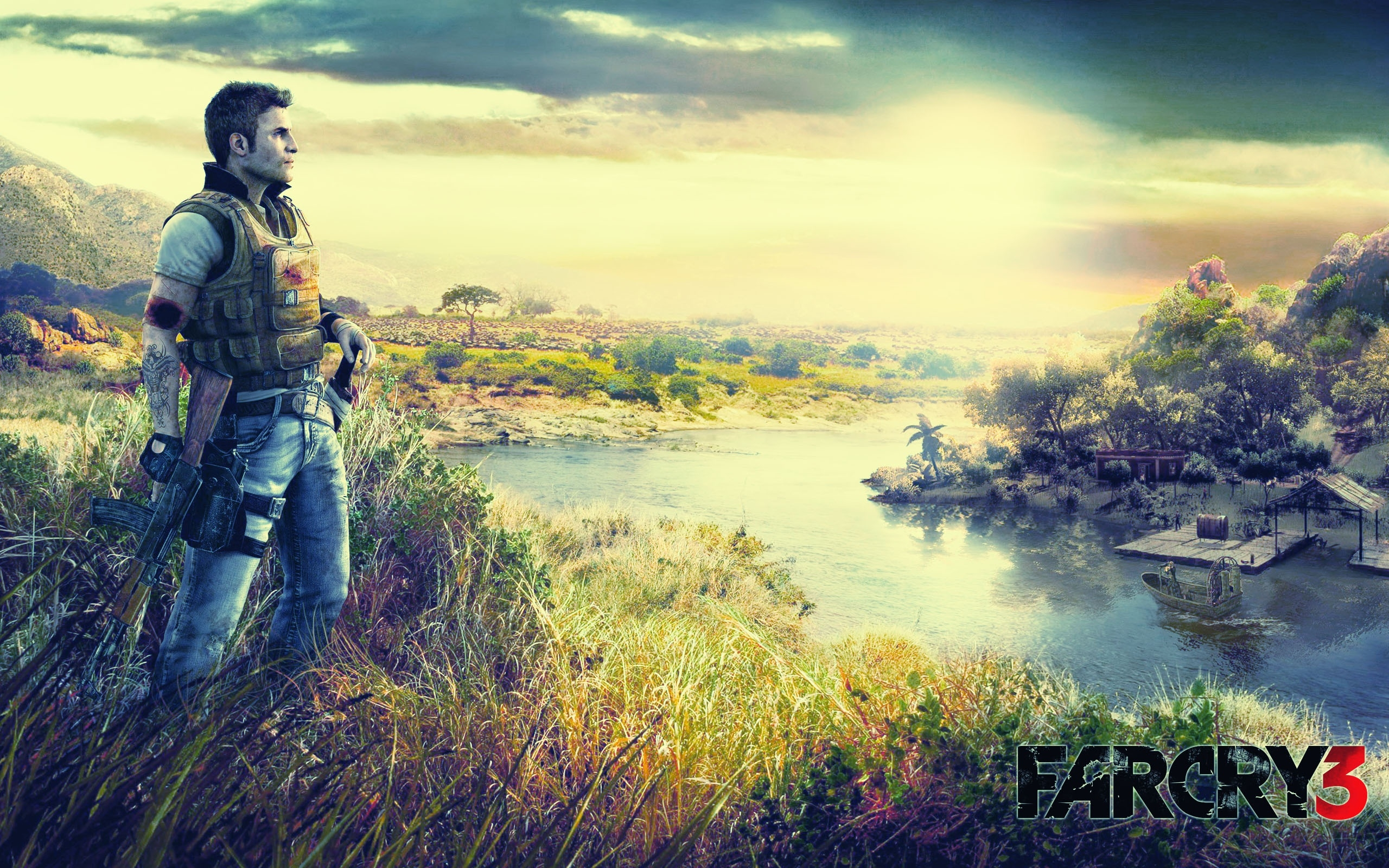 2012 Far Cry 3 Wallpapers HD Wallpapers 2560x1600