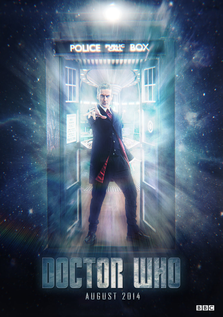 Apprentice   Autumn 2015 Doctor Who Series 8 Fanmade Posters 3 751x1063
