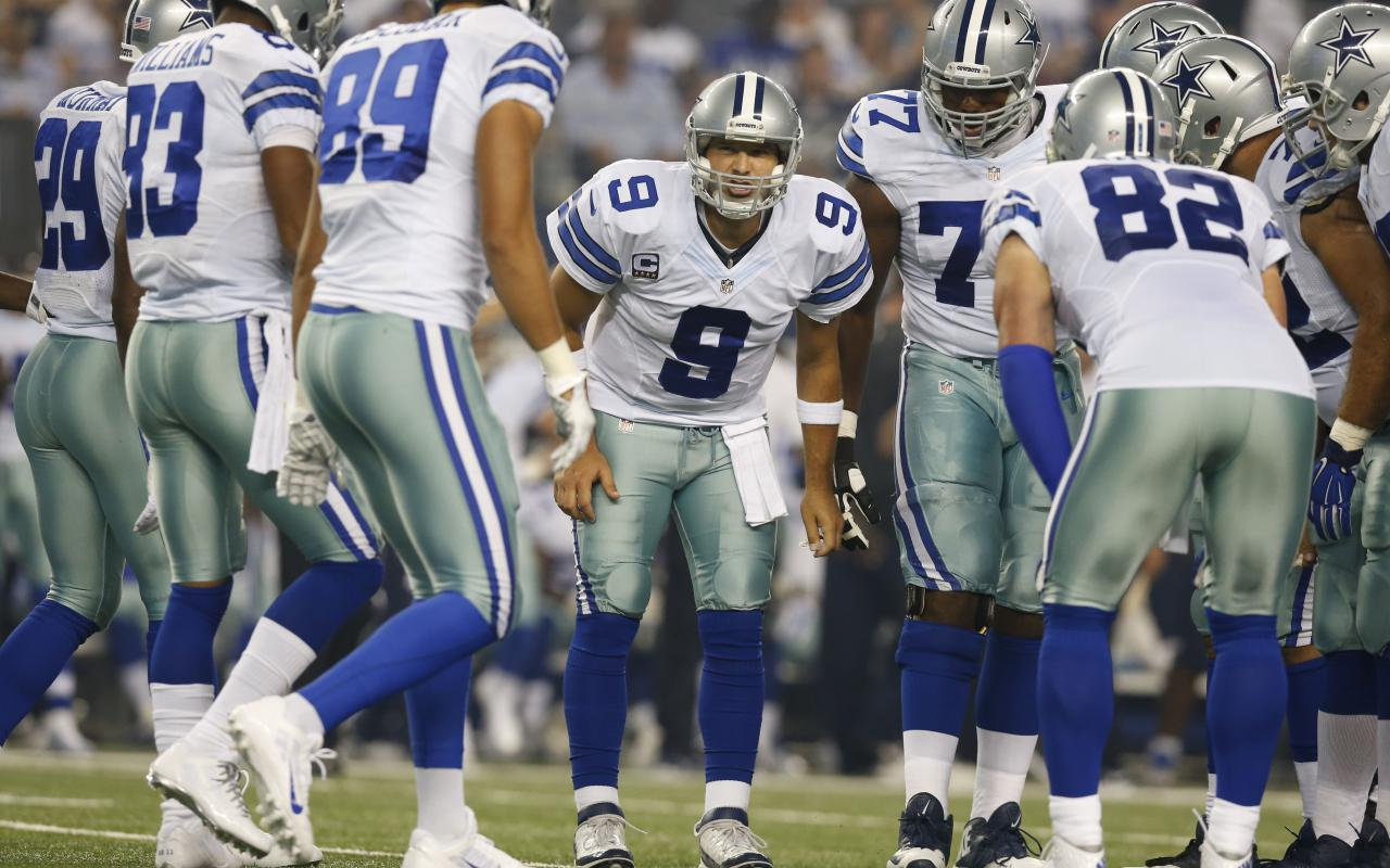 Dallas Cowboys Roster Wallpaper Tony Romo and his Teammates HD 1280x800