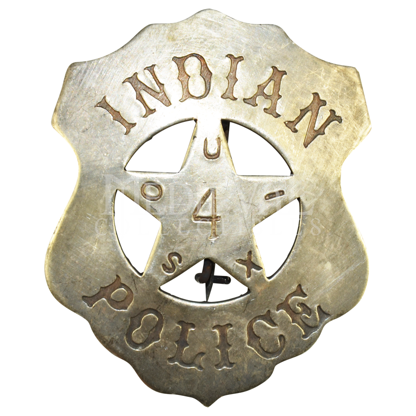 Police Badge Wallpaper Sioux indian police badge 850x850