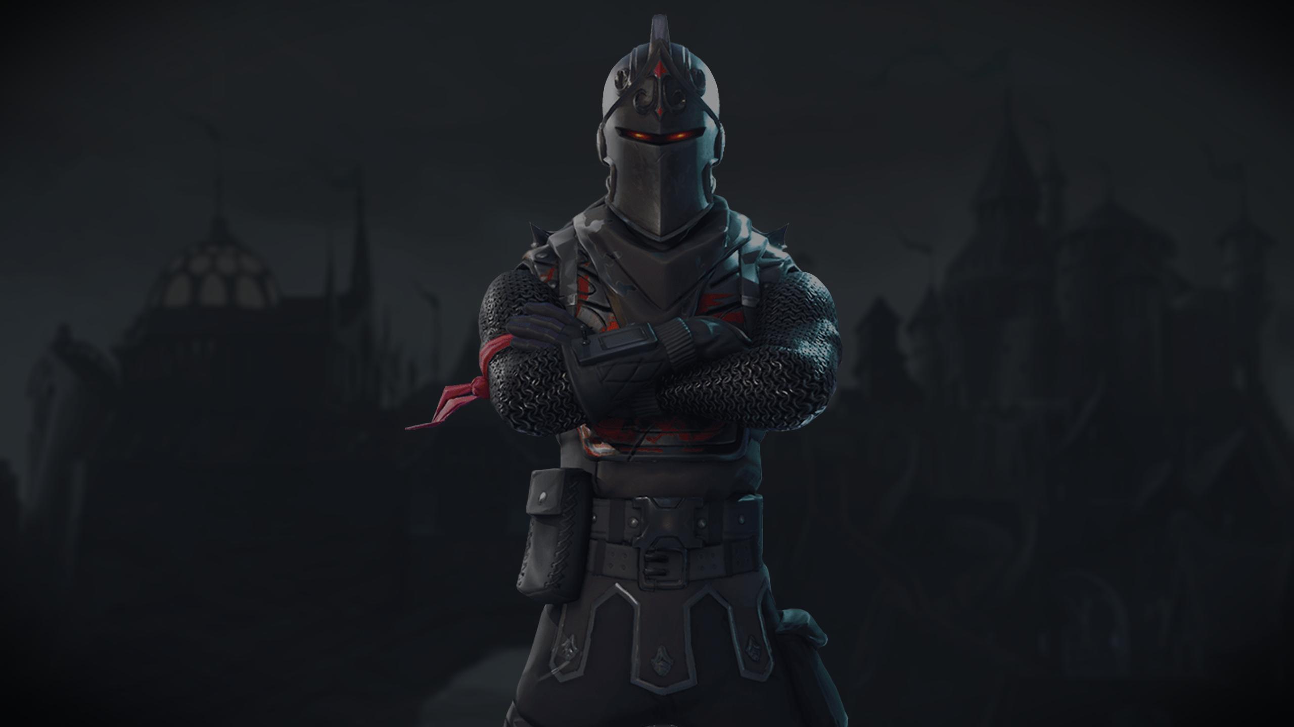 Black Knight wallpaper for you all to enjoy FortNiteBR 2560x1440