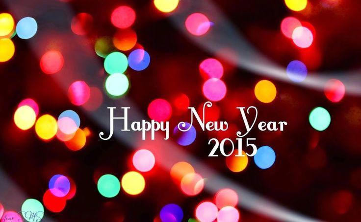 Desktop Wallpaper New Year 2015 736x454