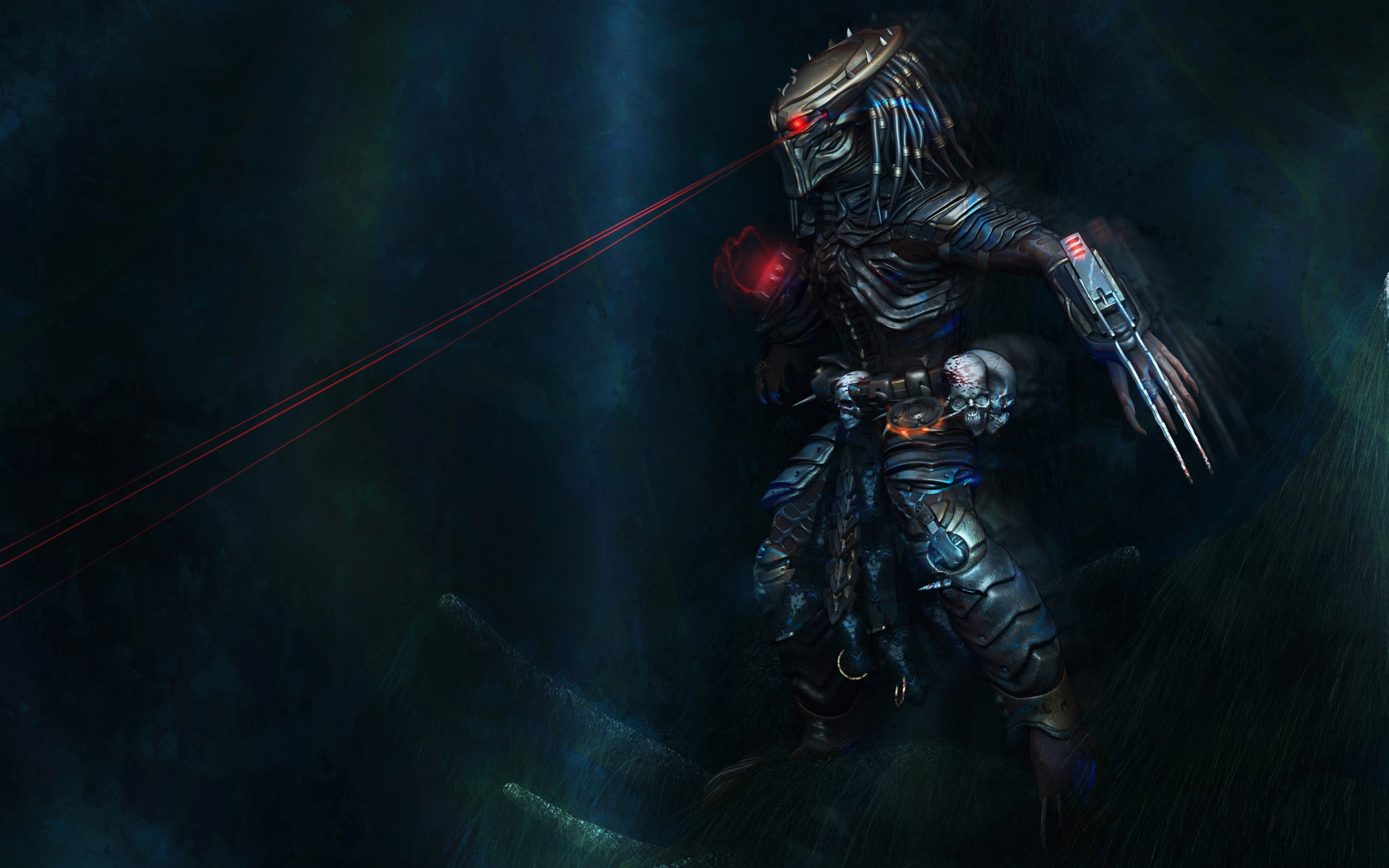 Predator Background Wallpapers WIN10 THEMES 1920x1200