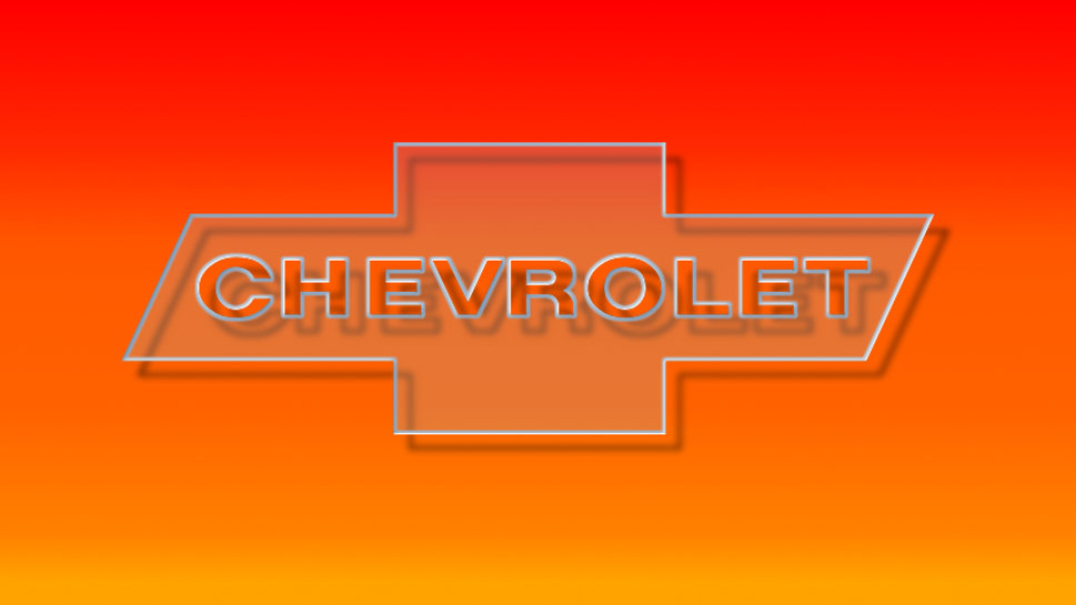 Glass Chevy Logo wallpaper   ForWallpapercom 969x545