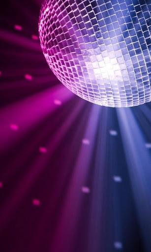 View bigger   Disco Ball Live Wallpaper for Android screenshot 307x512