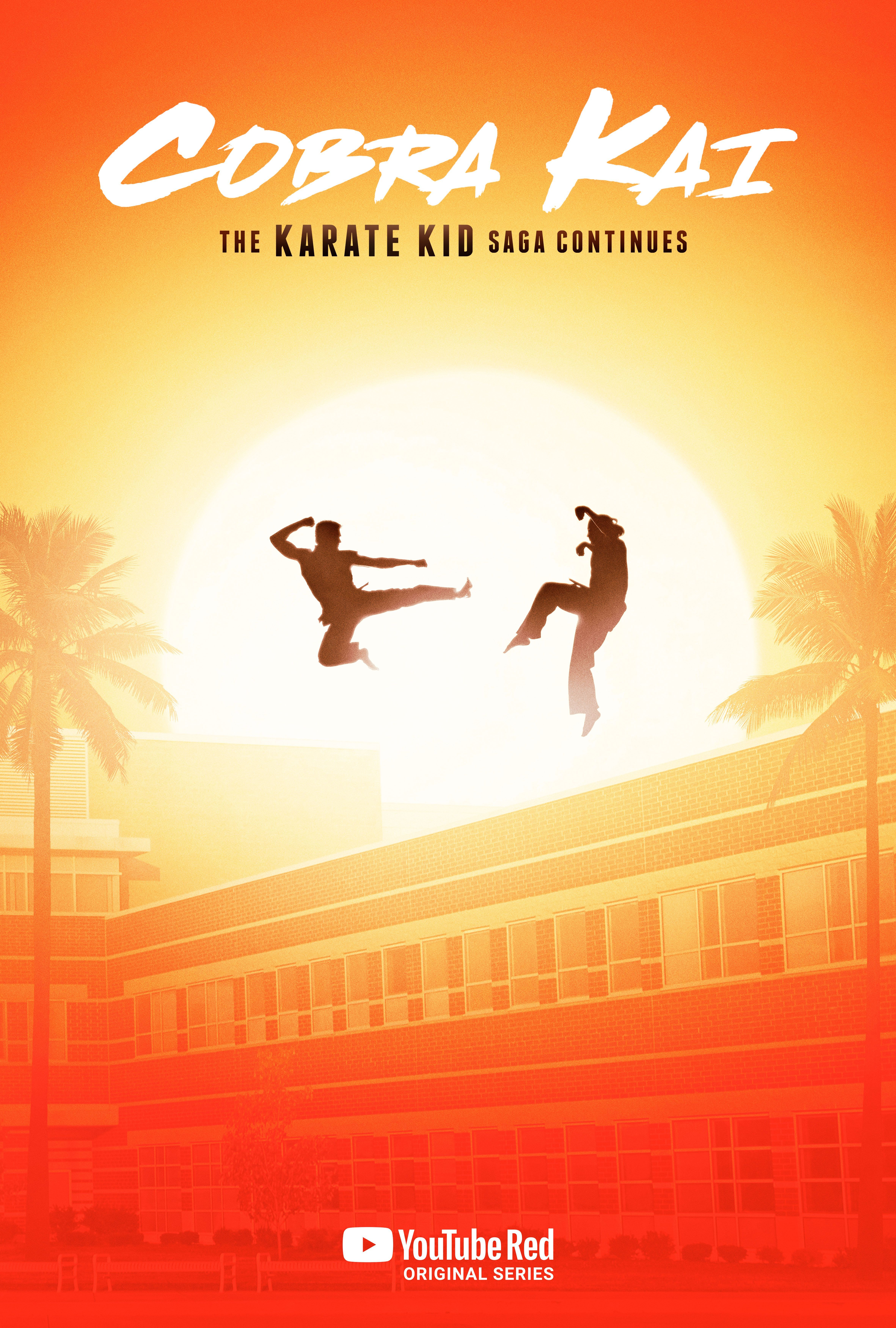 Cobra Kai Wallpapers  Karate kid movie Karate 4725x7000