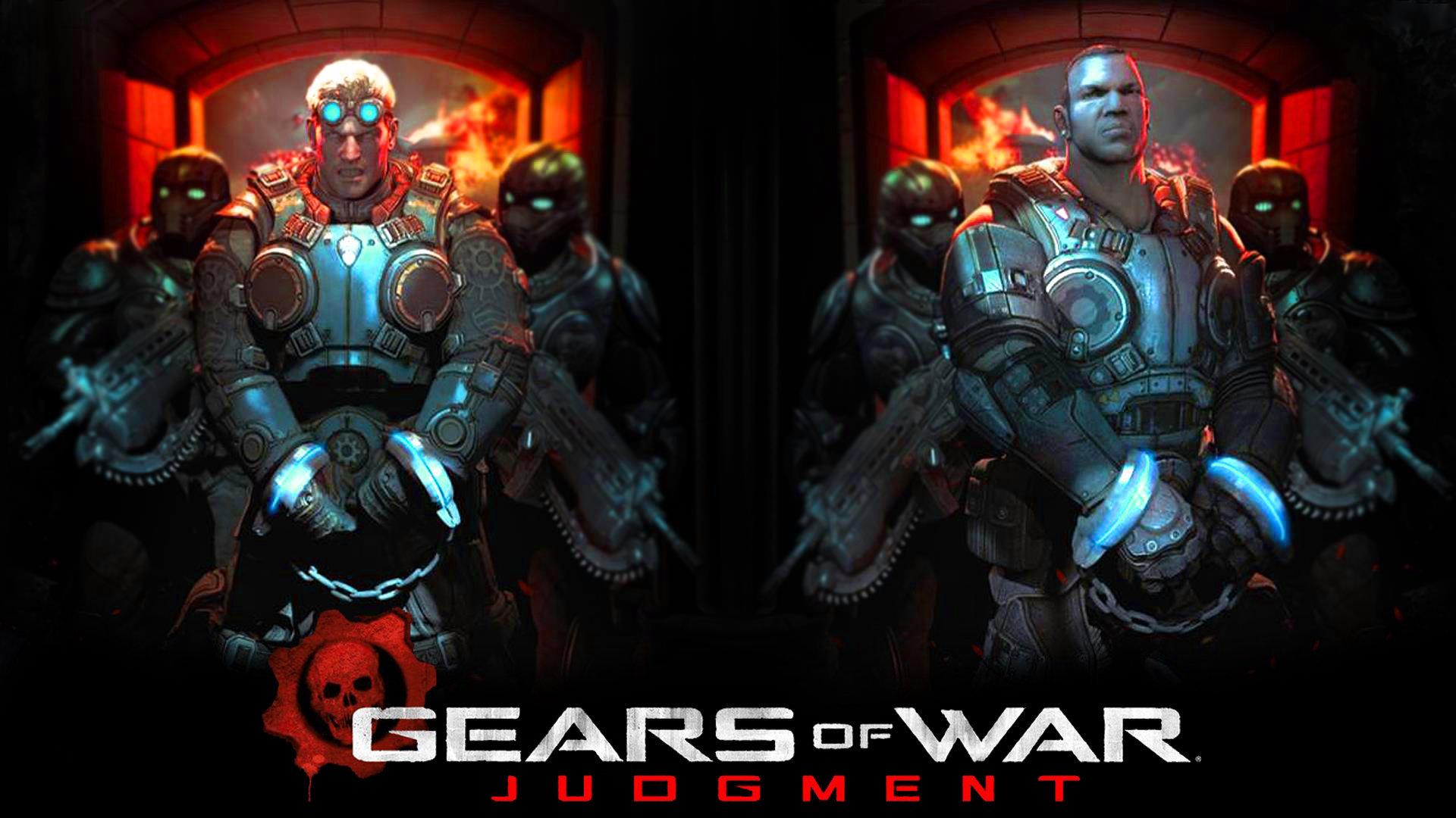 Must Have Gears of War Judgement Desktop Wallpapers 1920x1080