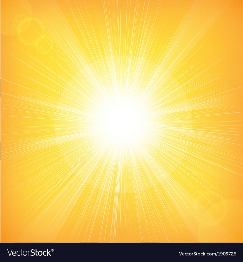 Sun background Royalty Vector Image   VectorStock 1000x1080