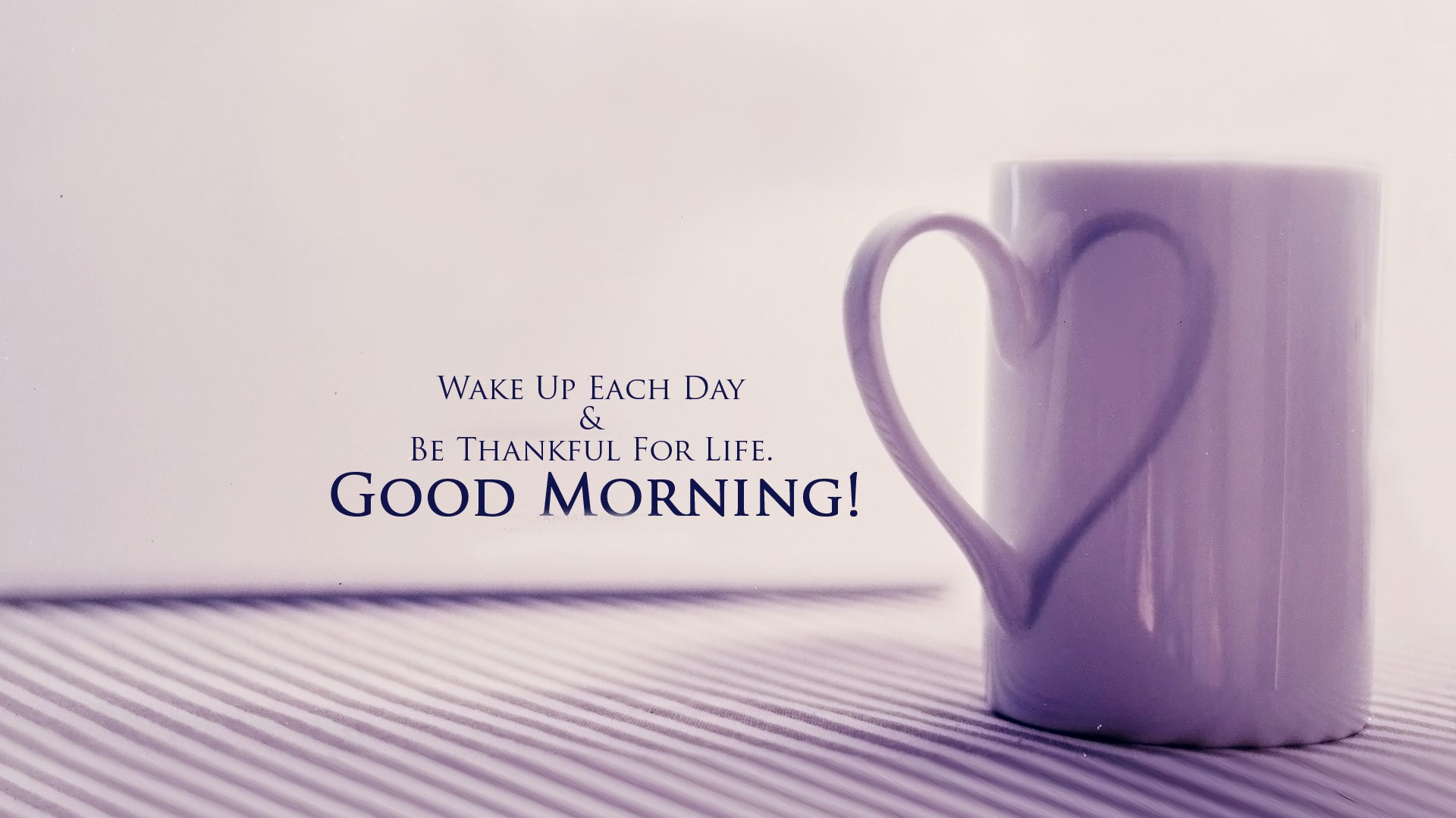 Good Morning Wishes Wallpaper Wallpapersafari