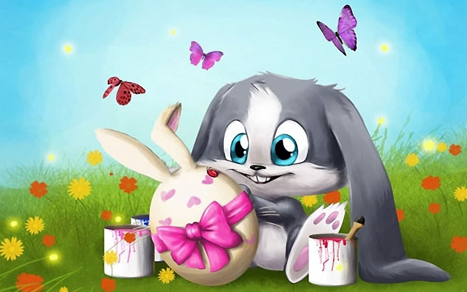 Free Download Easter Backgrounds For Windows 7 Submited Images