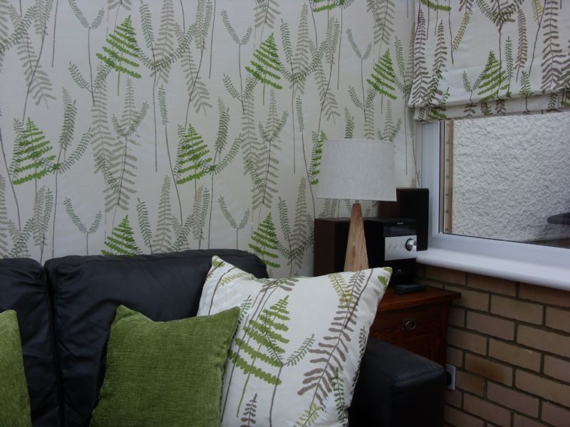 Matching And Co Ordinating Fabrics Wallpaper