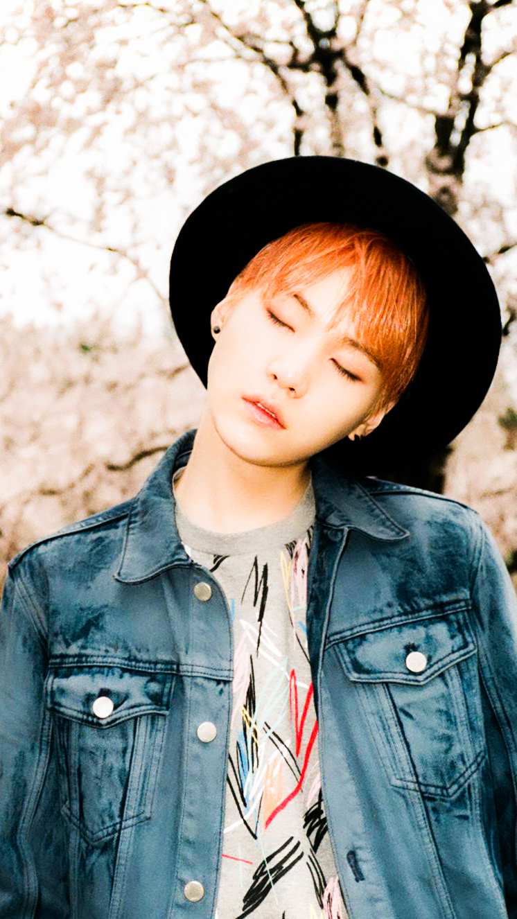 BTS Suga I Need You era wallpapers requested by Hiatus 746x1326