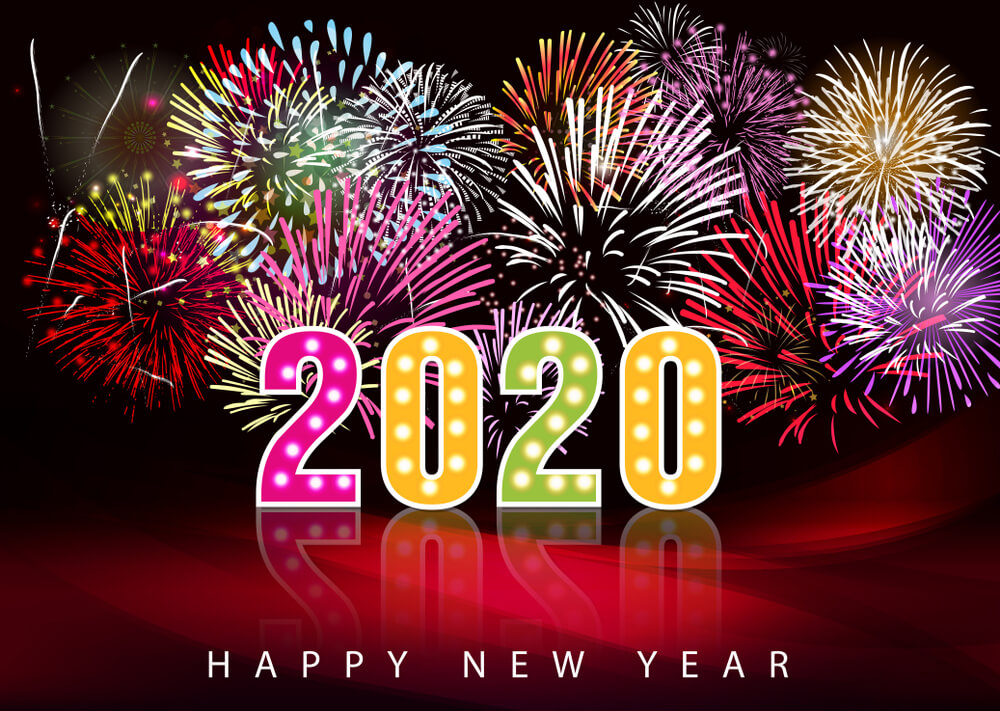 50 Unique Happy New Year 2020 Wallpaper   Images Wishes Messages 1000x711