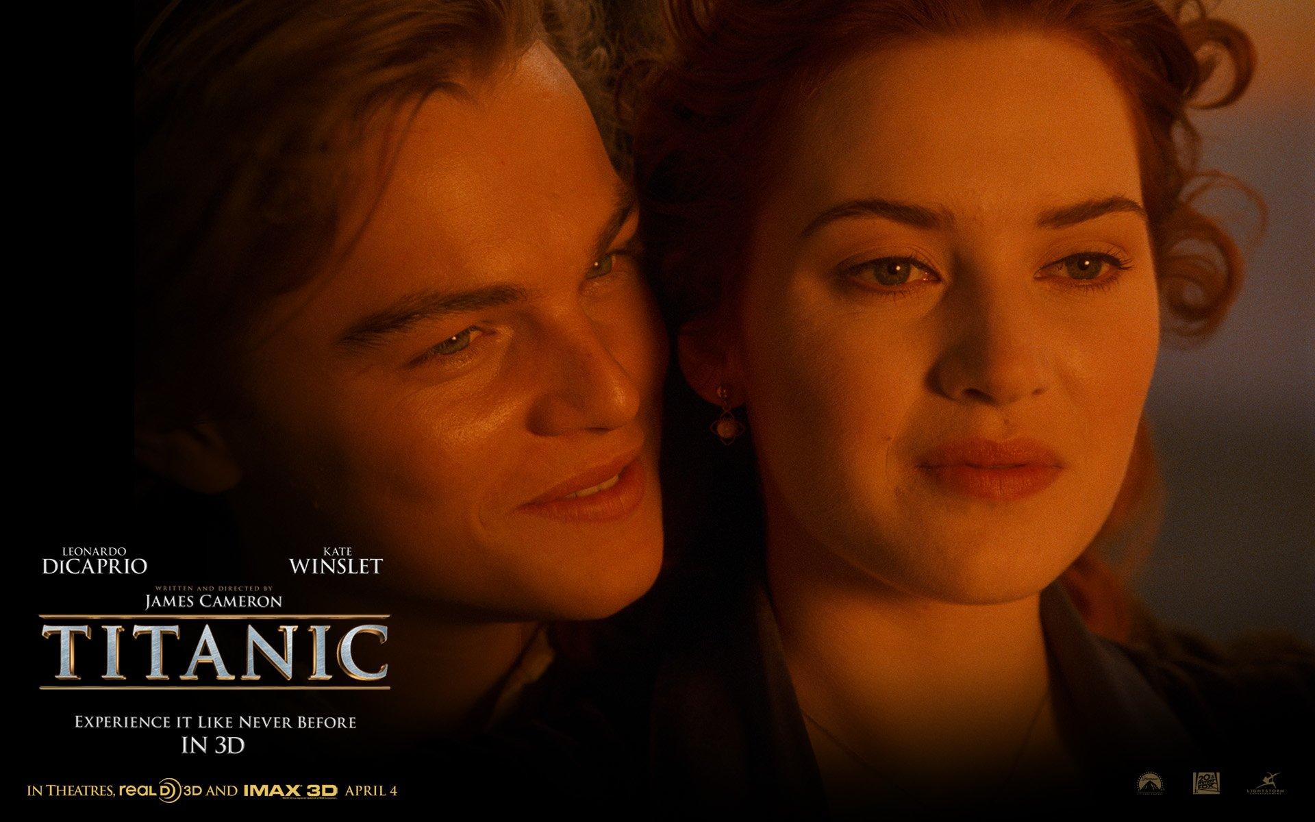 Titanic Titanic 3D Movie Walpapers 1920x1200