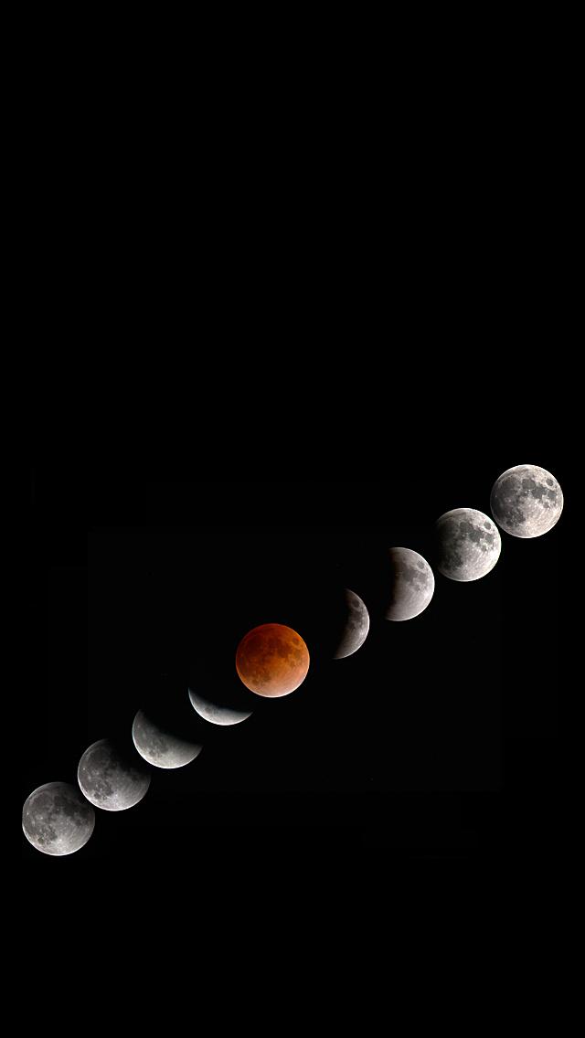 47 New Moon Wallpaper For Iphone On Wallpapersafari