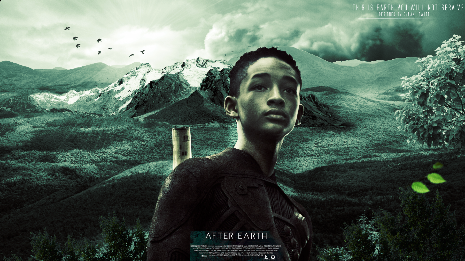 After Earth Cov HD Wallpaper Background Images 1920x1080