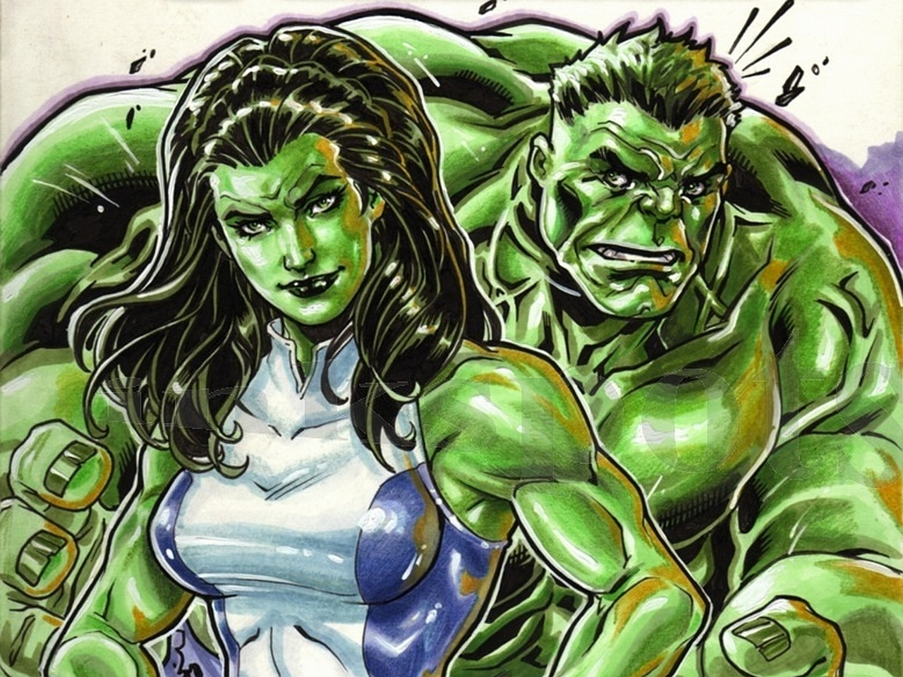 She Hulk Computer Wallpapers Desktop Backgrounds 1280x960