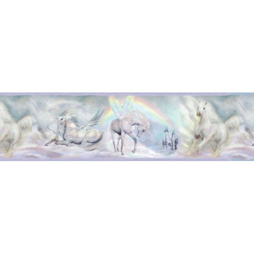Chesapeake Farewell Unicorn Dreams Portrait Wildlife Wallpaper Border 500x500