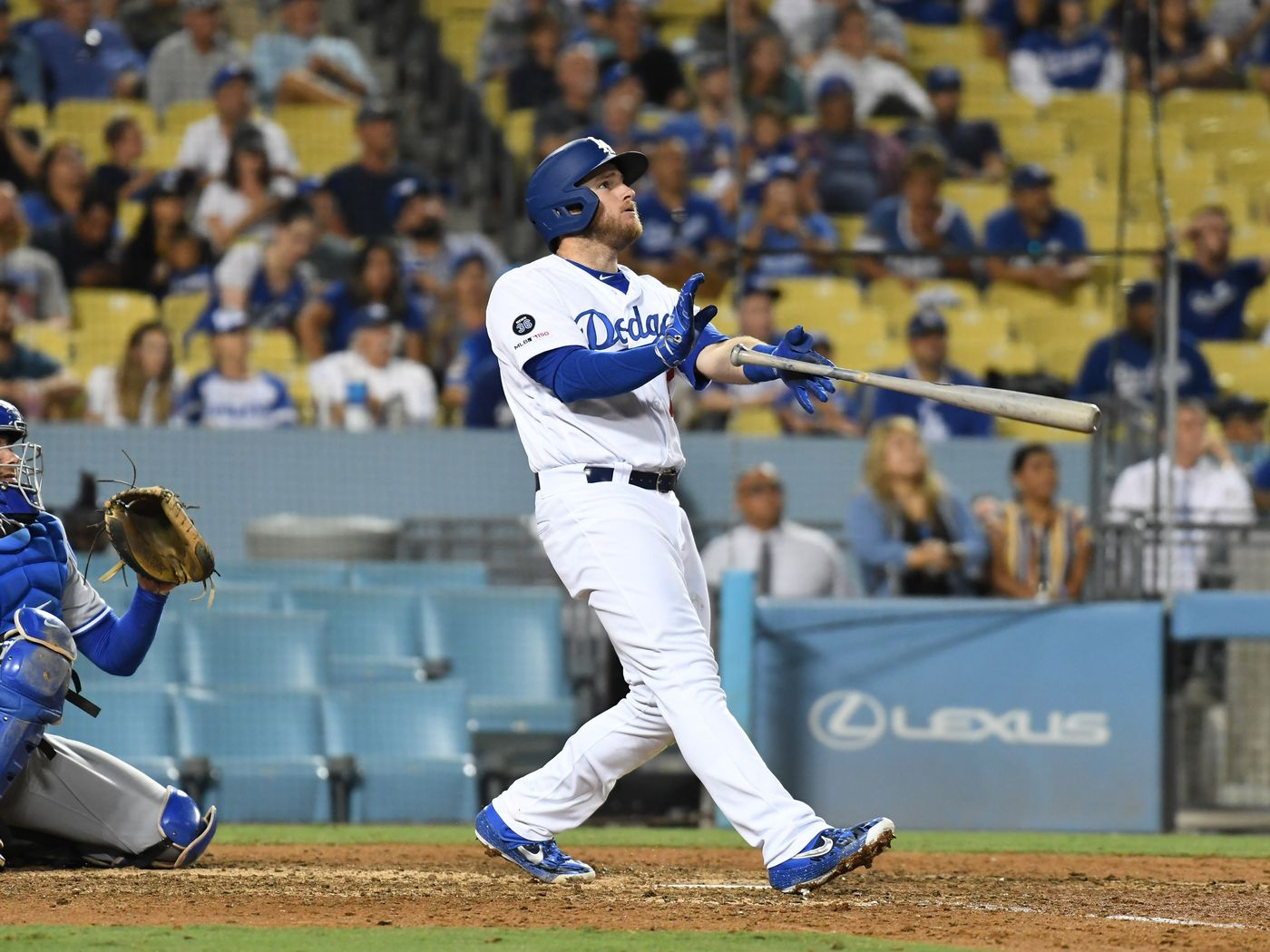 Max Muncy is on a 5 game home run streak   True Blue LA 1400x1050