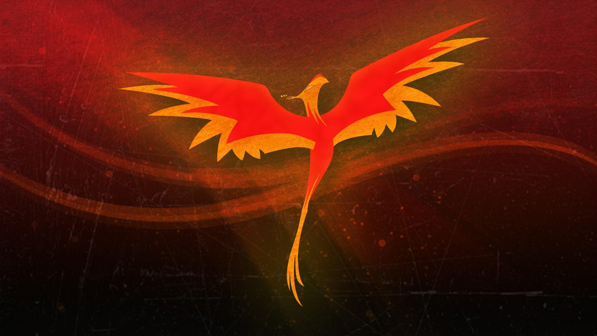 71 phoenix bird wallpaper on wallpapersafari