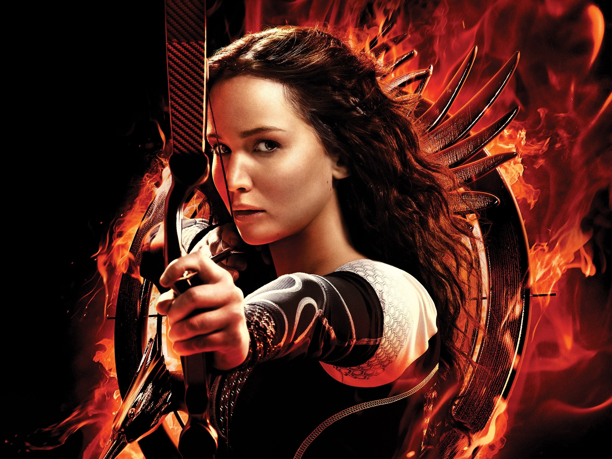 Katniss for Catching Fire Wallpaper ID442 2048x1536