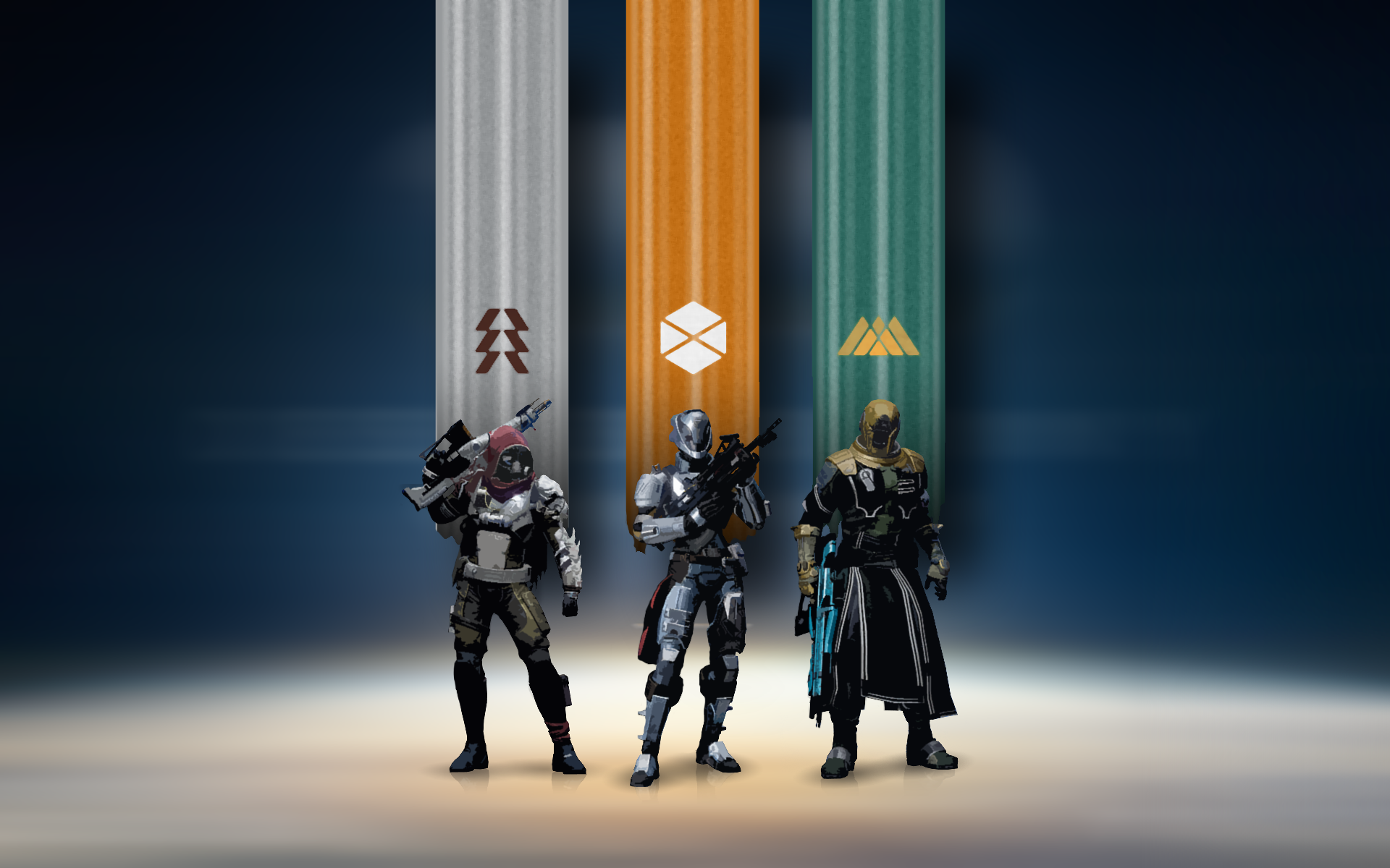 Did I ever tell you that im a huge Destiny and Bungie fan 1920x1200