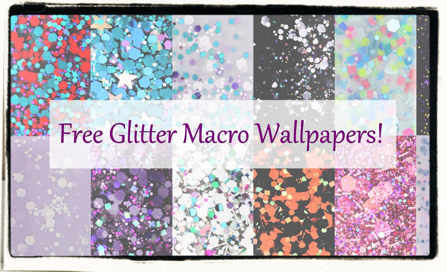 Glitter Wallpapers For My Laptop