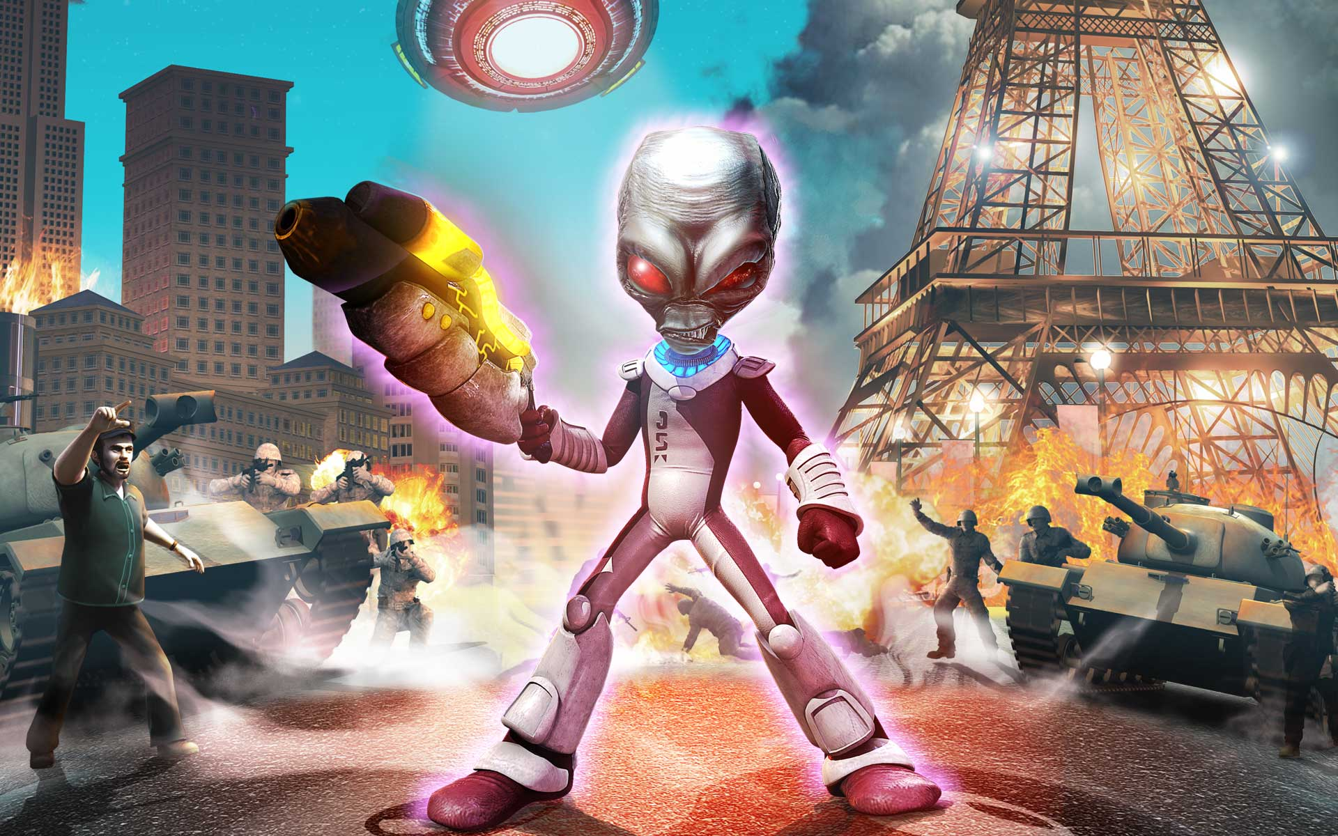 Destroy all humans hentai pics nude clips