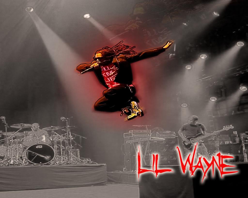 Lil Wayne Wallpaper Background Theme Desktop 1024x819