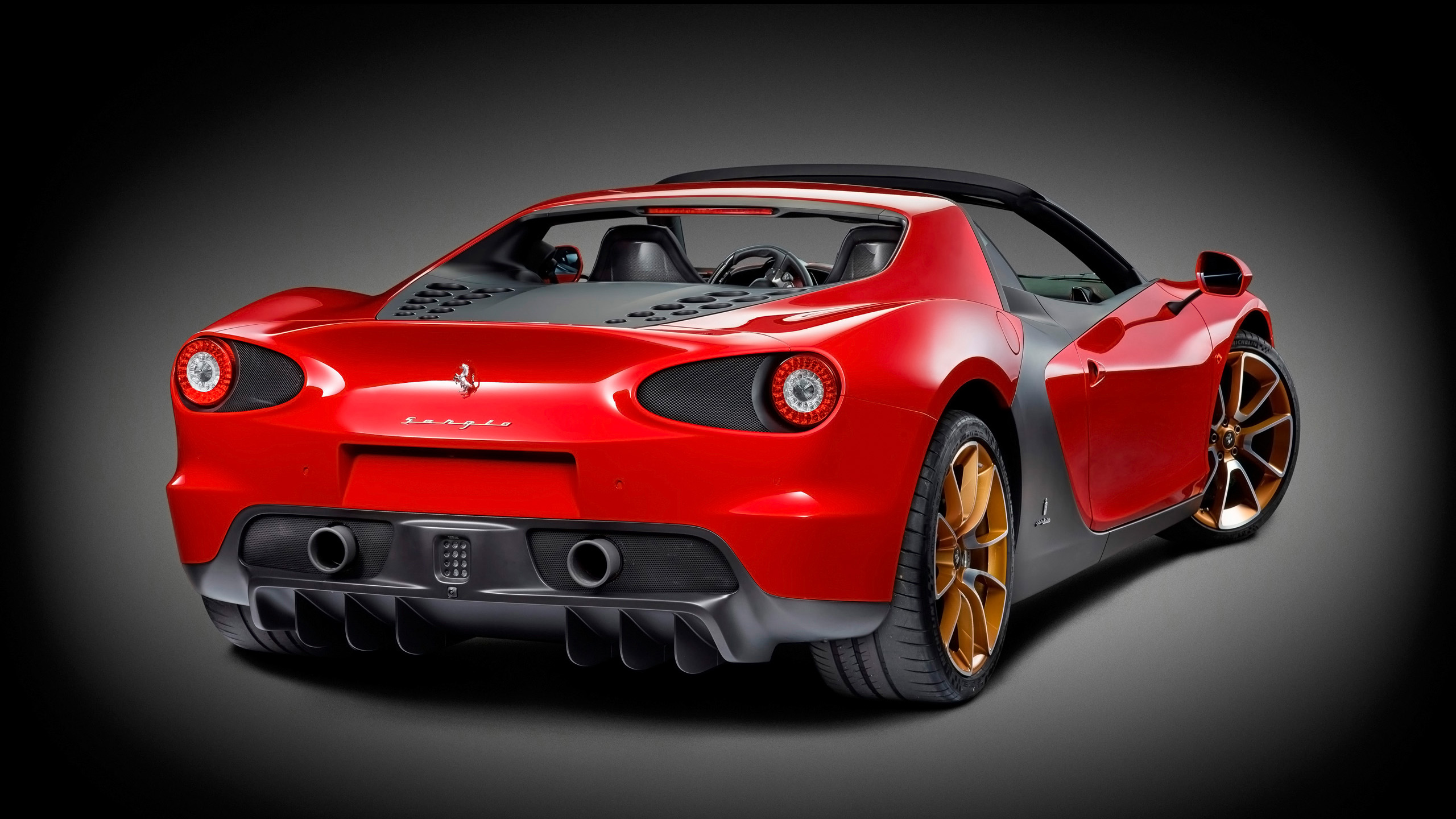 2015 Ferrari Sergio 2 Wallpaper HD Car Wallpapers 2560x1440