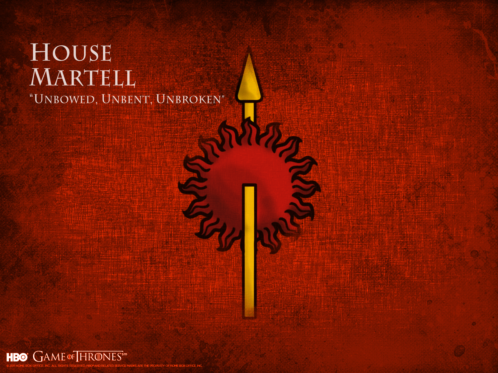 Game Of Thrones House Wallpapers 1600x1200 301533 KB 1600x1200
