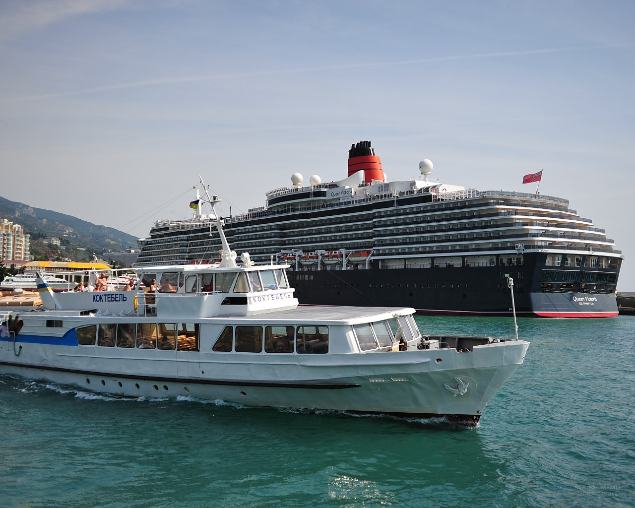 image wallpaper 1280 1024 pictures wallpaper A cruise ship free 1280x1024