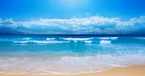 download animated wallpaper version lonely beach animated wallpaper 610x320