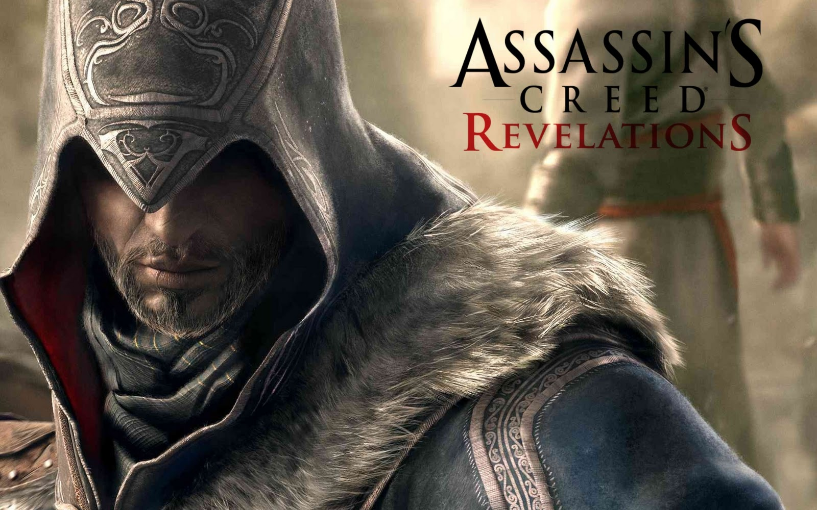 Just Walls Assassins Creed Revelations Game Wallpaper 1600x1000