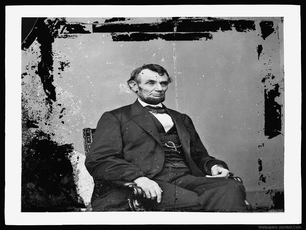 Abraham Lincoln Wallpaper 1024x768