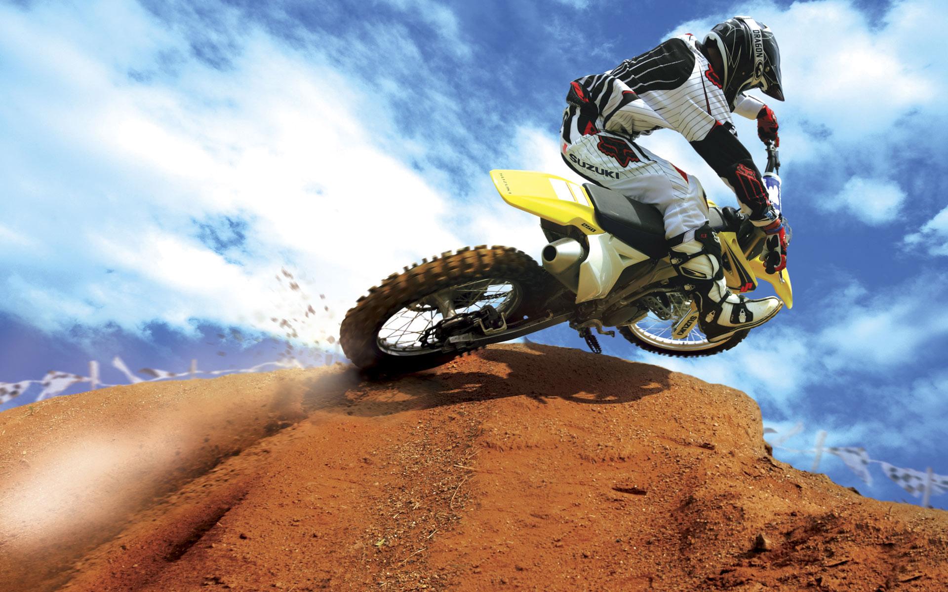 Crazy Motocross Bike Wallpapers HD Wallpapers 1920x1200