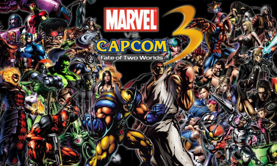 900x540px Marvel Vs Capcom 3 Wallpaper Wallpapersafari