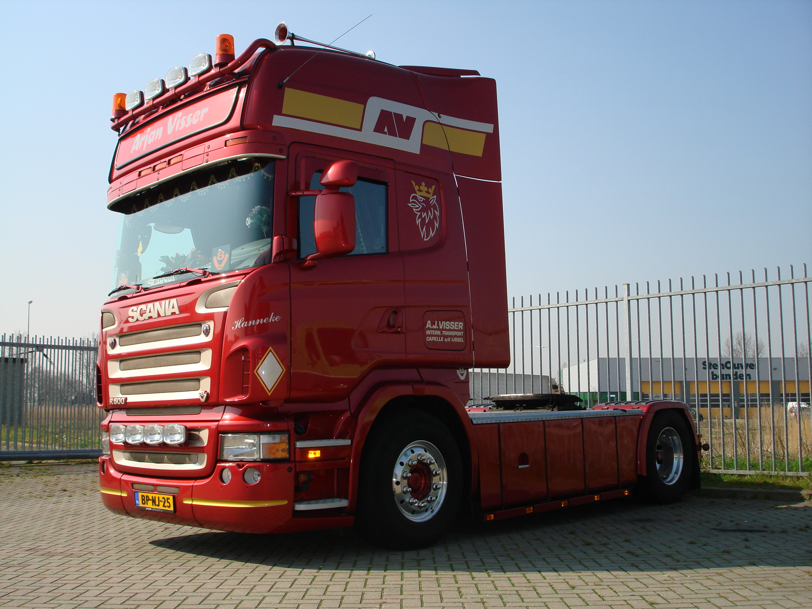Wallpapers Scania Foto 1632x1224