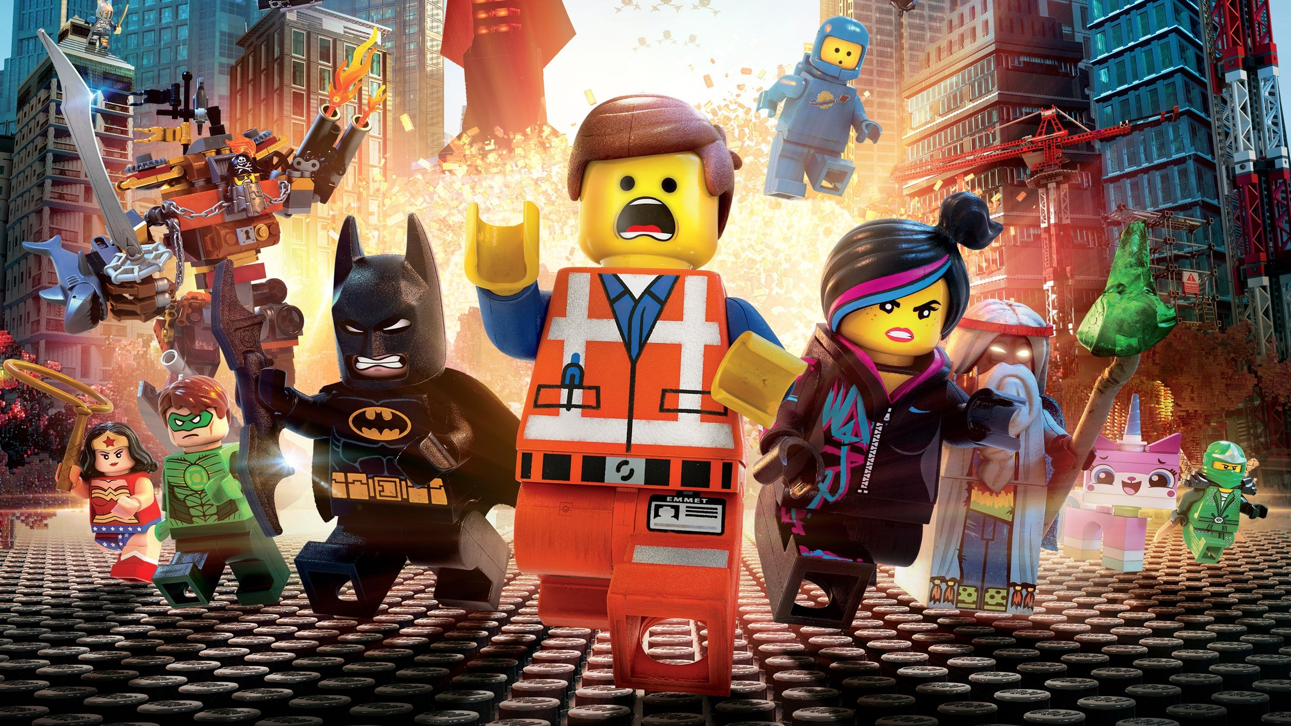 lego movie city background - photo #44