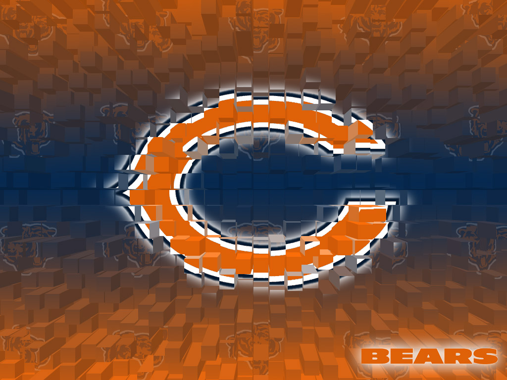 Chicago Bears or even videos related to Chicago Bears wallpaper 1024x768