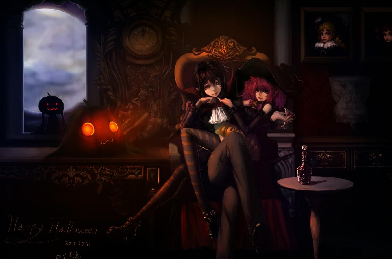 cute halloween vampire wallpaper wallpapersafari