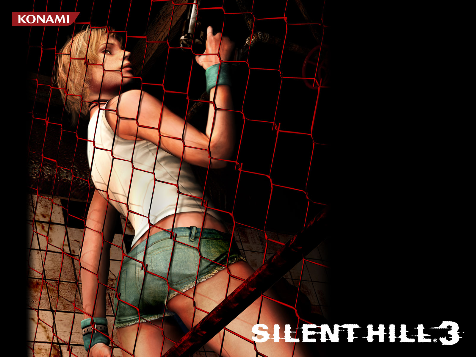 Silent Hill 3 Wallpapers   Silent Hill Memories 1600x1200