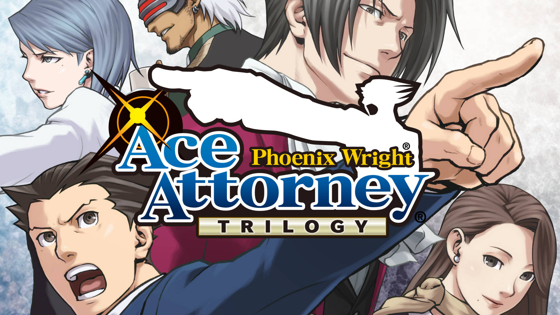 36 Phoenix Wright Ace Attorney Trilogy Wallpapers On