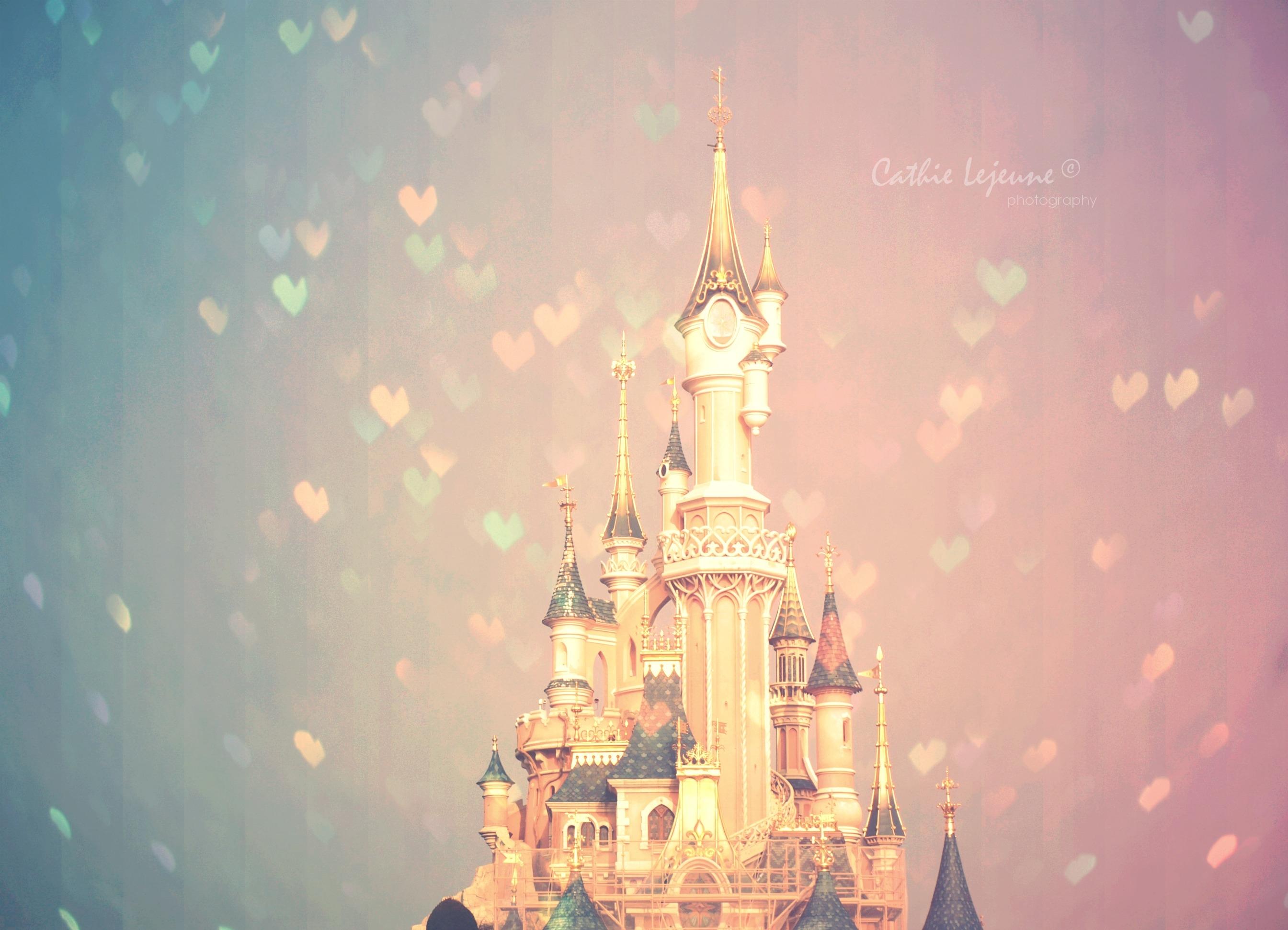 Sleeping Beauty Castle by Retaediamrem 2689x1943