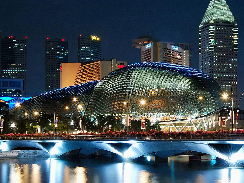 Free Singapore City Wallpapers Singapore City
