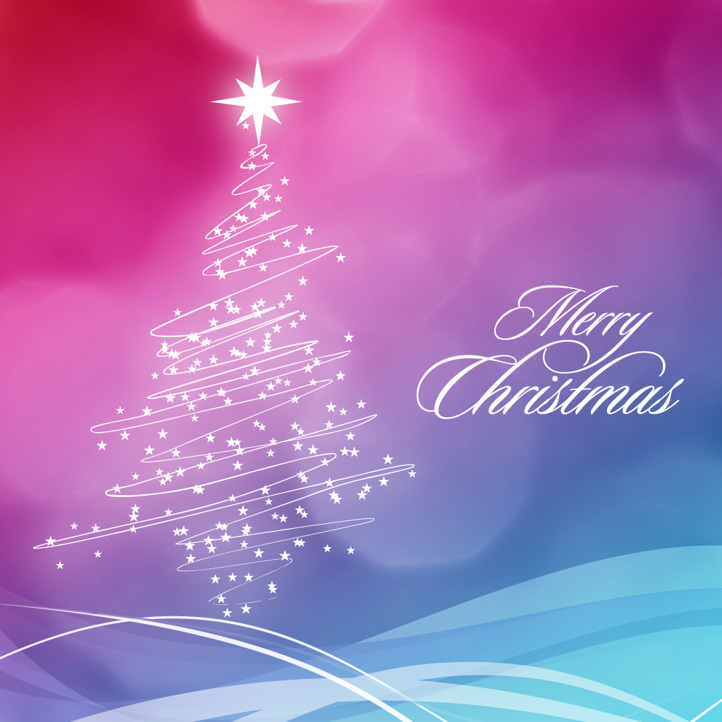 40 Christmas Wallpapers HD Quality 2012 Collection 1024x1024