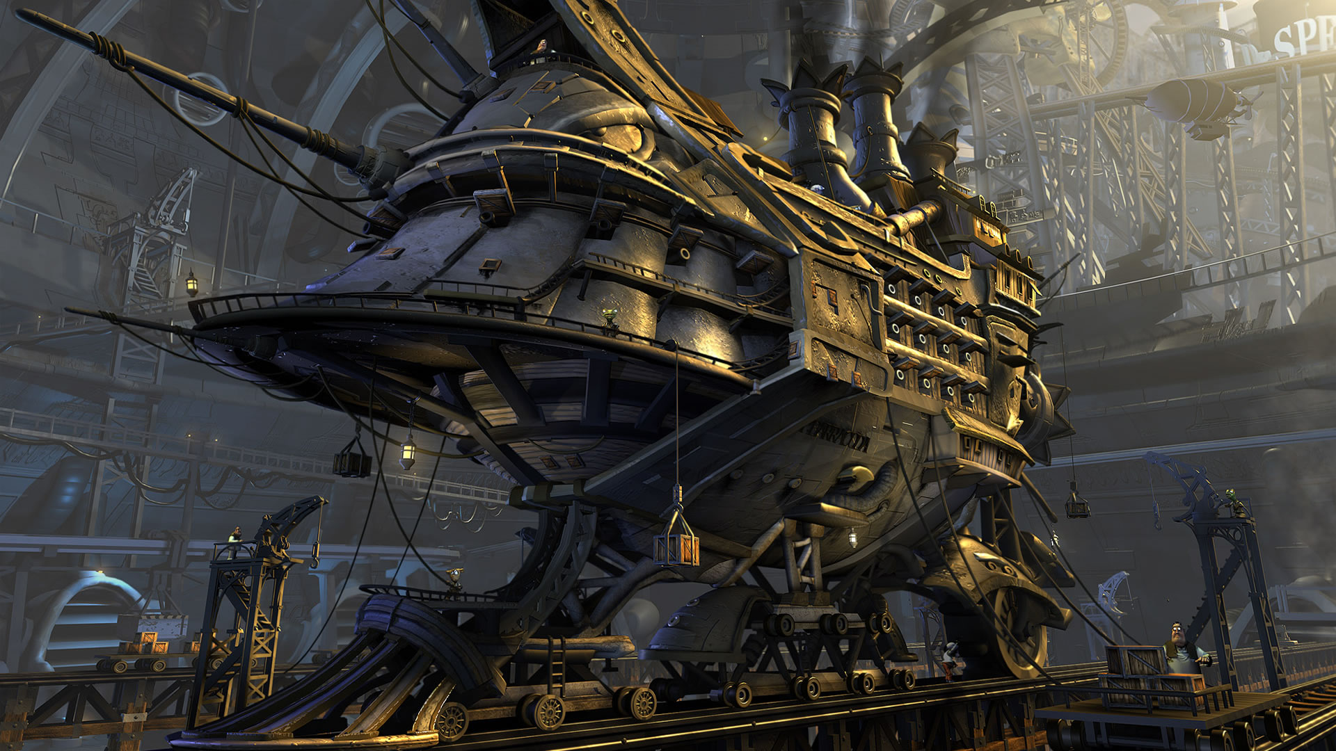 Sci fi wallpaper of the week 13   3DCoolvibe Digital Art 1920x1080