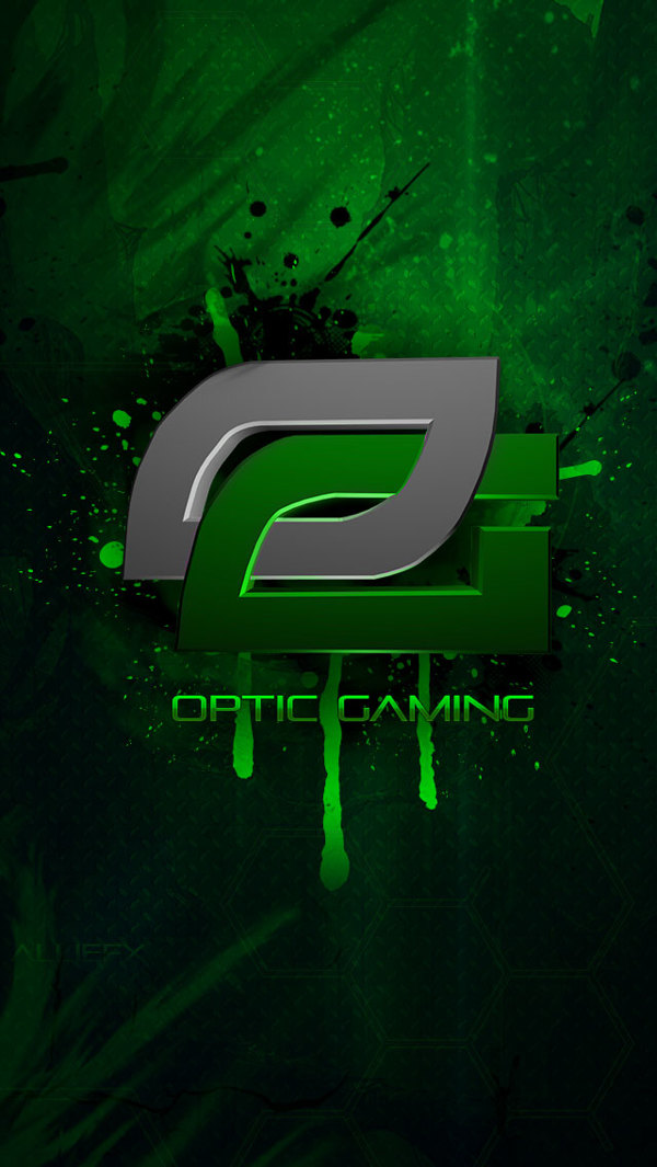 Optic Gaming Wallpaper Optic Gaming 600x1065