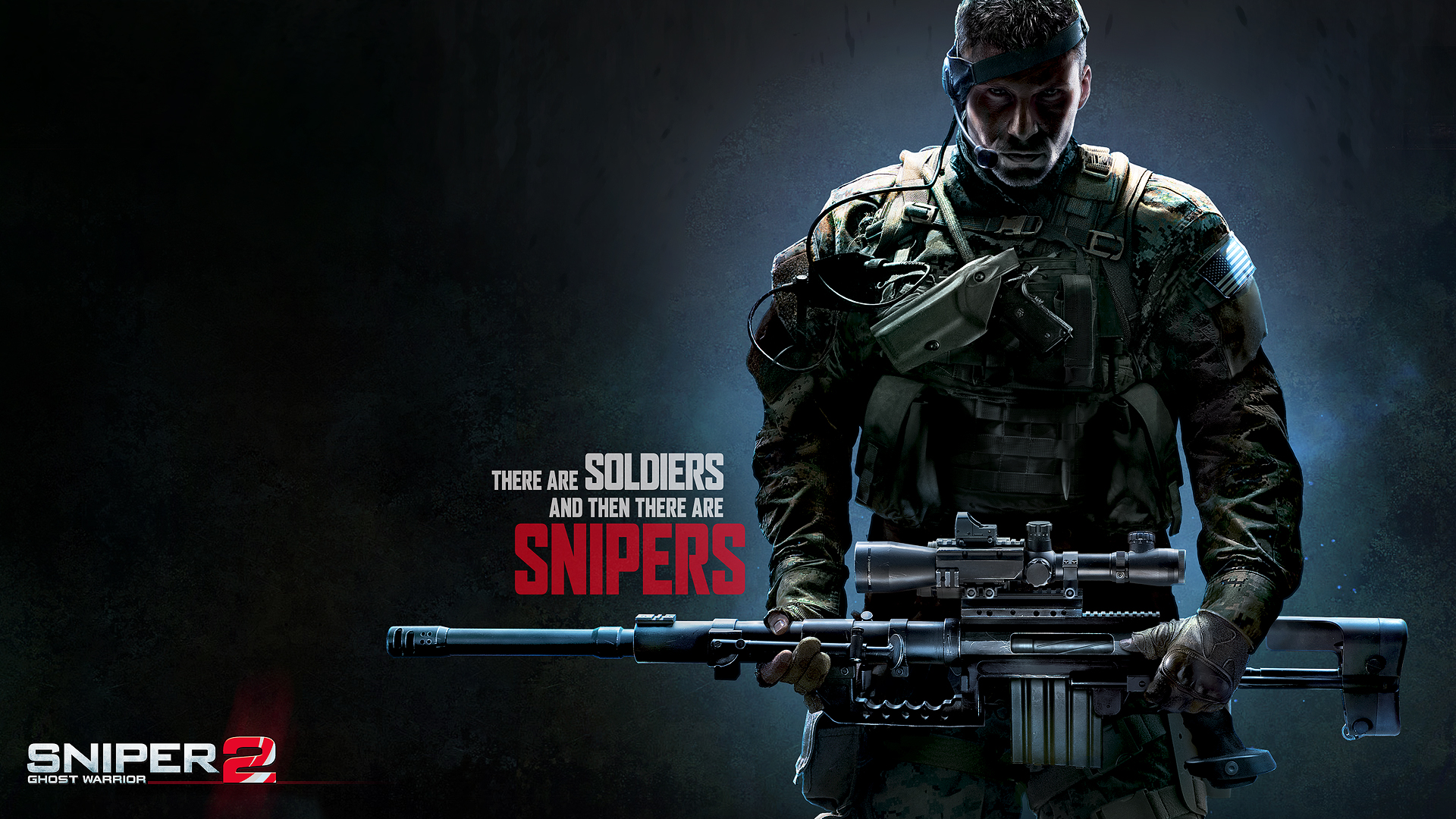Ghost Warrior 2 You are downloading Sniper Ghost Warrior 2 wallpaper 1920x1080